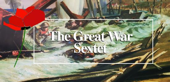 The Great War Sextet: Canadian War Poetry with Trombone & Strings