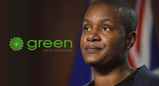 The Green Party of Canada slides into irrelevance with antisemitic and racist behaviour