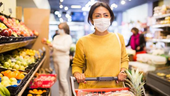Tips to make grocery shopping less stressful