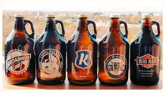 Now What to do With Those Growlers?