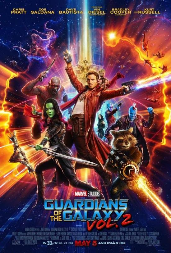 Film Review: Guardians of the Galaxy Vol. 2