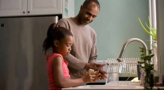 Hand washing for kids – how to make it fun and easy