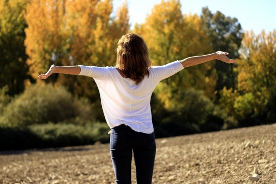 Breathing exercises to improve mental wellbeing