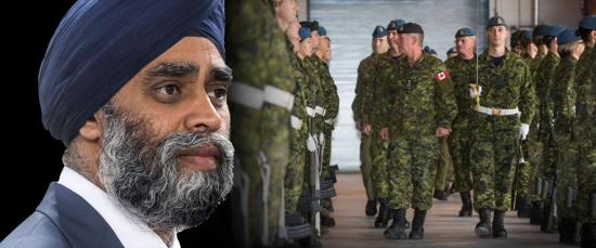 What could the Minister of National Defence have investigated?