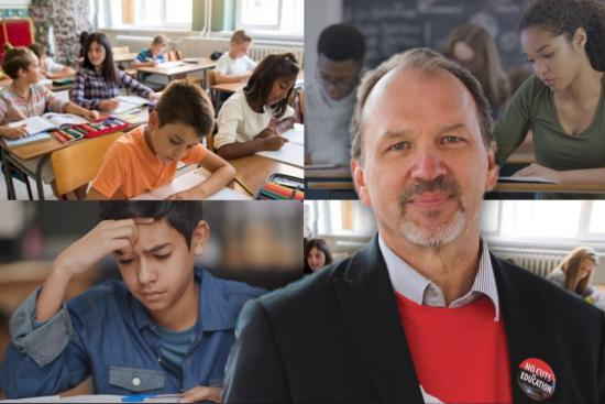 Education in Ontario: Where we are and where we need to go