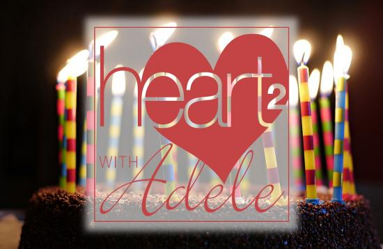 Heart to Heart with Adele: Children's birthday parties