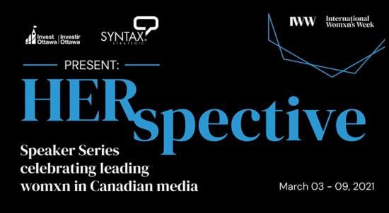 Her-Spective: speaker series celebrating women in media