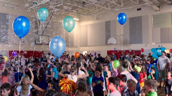 Highlights from a Night of Educational Success: Broadview's Family Dance