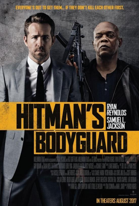 Film Review:The Hitman's Bodyguard