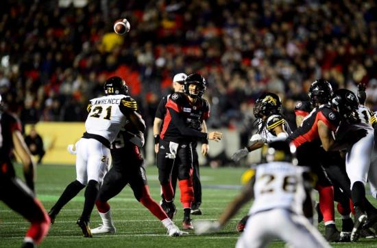 How the Redblacks Turned the Corner on Their Touchdown Troubles to Secure the East Division