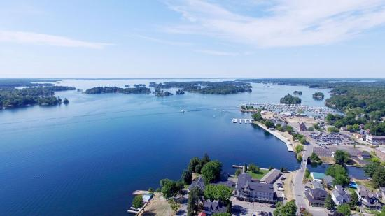 Close to Home Far from Ordinary: Gananoque & the 1000 Islands