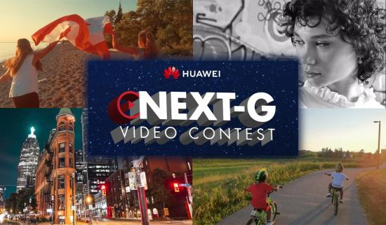 Huawei Canada's Next-G Video Contest celebrates up-and-coming video makers