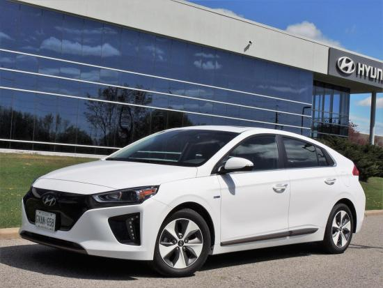 Hyundai charges ahead with new green motoring lineup