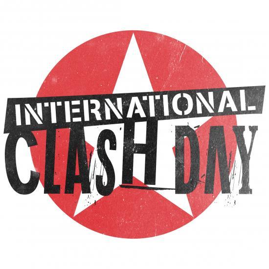 International Clash Day Goes Global