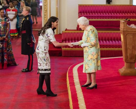 Meet Midia Shikh Hassan, this year's Queen's Young Leader
