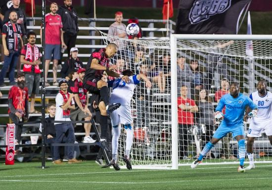 Ottawa Fury set to face Toronto FC after beating AS Blainville in the Canadian Championship