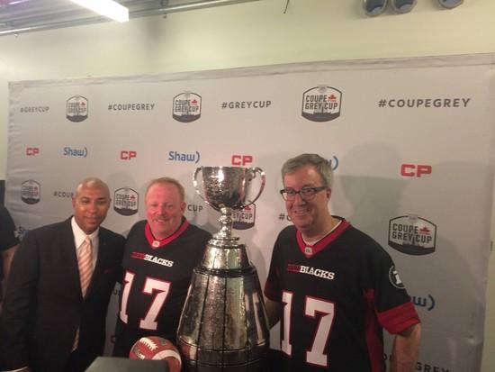Ottawa to Host Grey Cup for Birthday Celebrations