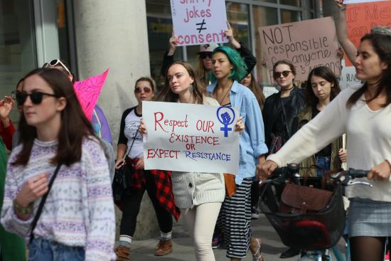 Ottawa SlutWalk continues fight against sexual assault and victim blaming