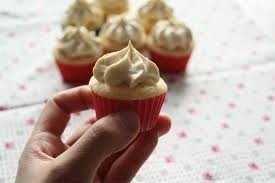 Recipe: Gluten-free Vanilla Mini-cupcakes