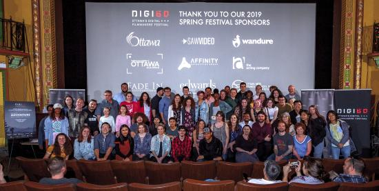 Ottawa's female filmmakers celebrated at Digi60's spring 2019 festival