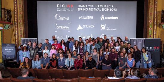 Ottawa's female filmmakers celebrated at Digi60's spring 2019 festival