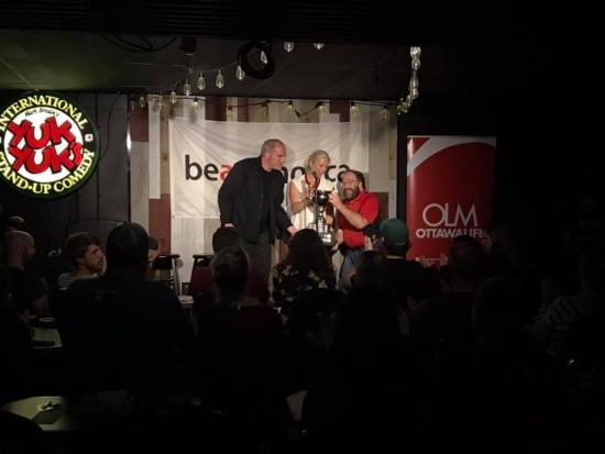 Capital Comedy Review: Mike MacDonald Summer Comedy Competition Finals