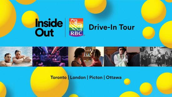 Inside Out announces free outdoor drive-in film series to celebrate Capital Pride