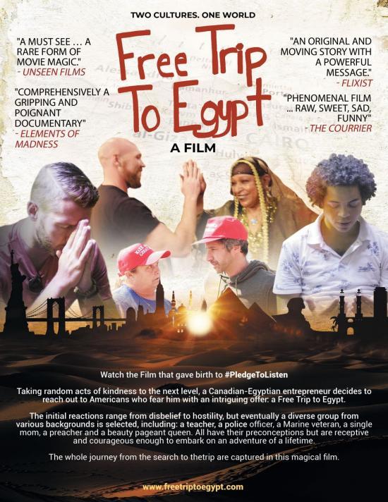 Film review: Free Trip to Egypt