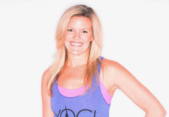 Interview with Amber Stratton, Co-founder of Pure Yoga