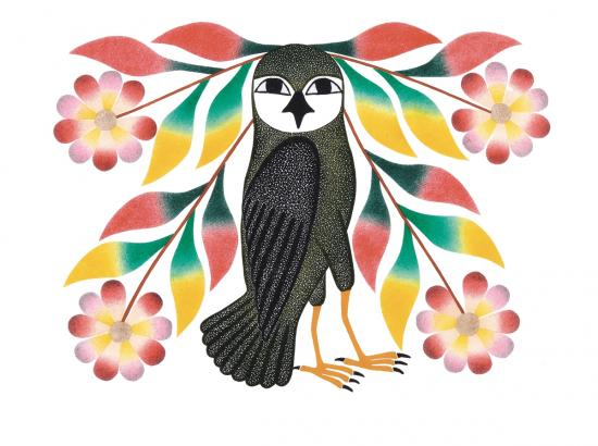 Inuit Art: Traditional Yet Contemporary