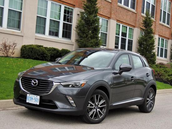 Is CX-3 a better choice than Mazda's top-selling hatchback?
