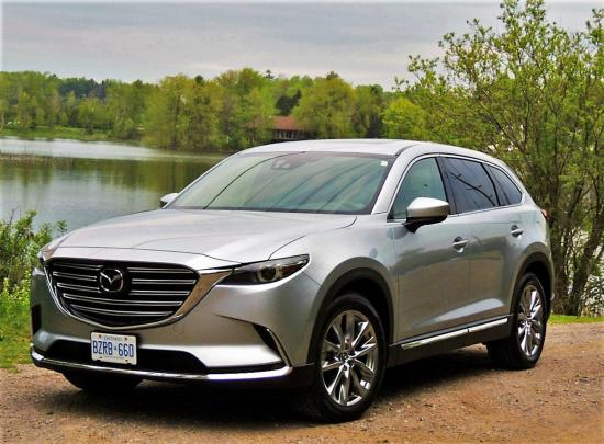 Is Mazda CX-9 really a 'driver's SUV'?