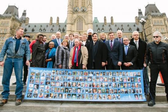J & J's Gibberish: Happy Autism Day on the Hill!