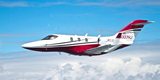 Seize the day: Jet It private aviation arrives in Canada