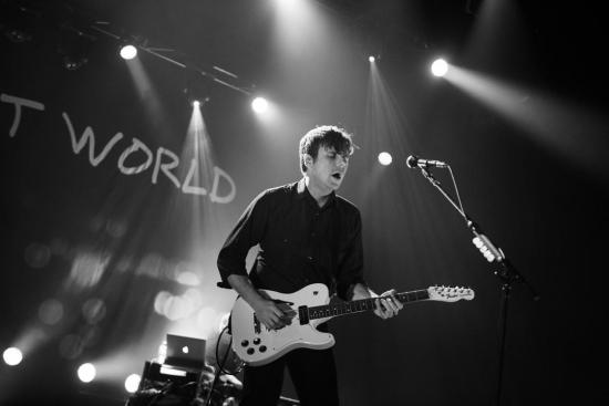 Sure and Certain, Jimmy Eat World Live is Still Pure Sweetness