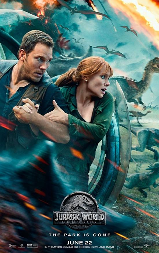 Film Review: Jurassic World - Fallen Kingdom