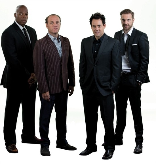 This Sunday Night: Just for Laughs Comedy Tour's 'Rat Pack' Edition