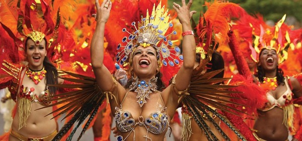 Just Jouvie through Carnival in Trinidad