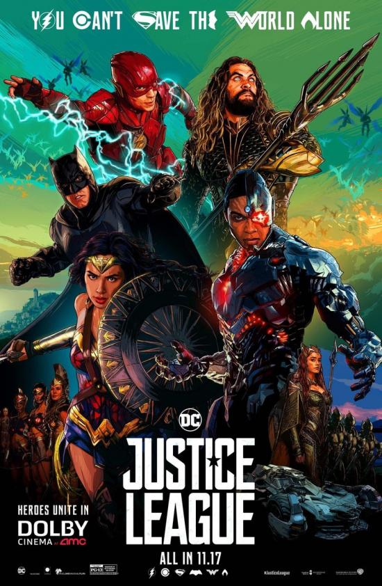 Film Review: Justice League