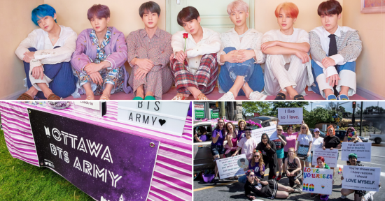 K-pop group BTS' popularity is because of fan groups in Ottawa and beyond