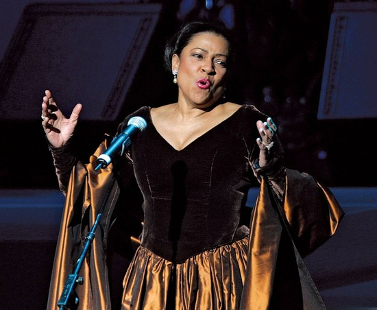 Kathleen Battle to perform in Ottawa for a very special Christmas concert