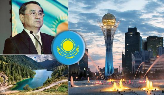 Kazakhstan: 25 years of the constitutional solidarity and development