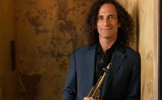 Kenny G. Comes to the NAC