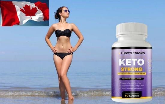 Keto Strong Canada Shark Tank Pills Review 2021-Price Benefits
