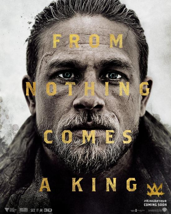 Film Review: King Arthur - Legend of the Sword