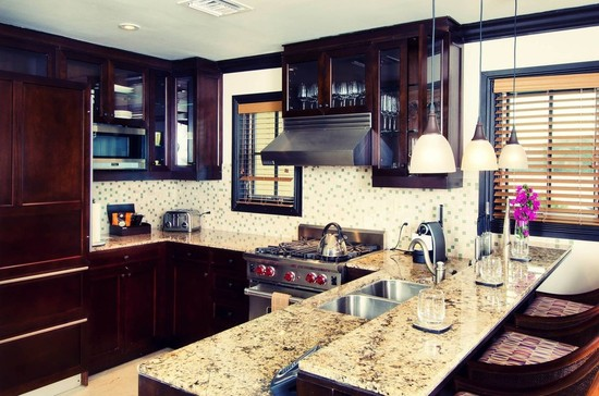 A Kitchen Catastrophe - Greasy Granite