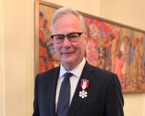 An Order of Canada for Jack Kitts