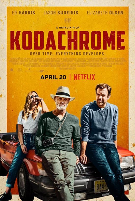 Film Review: Kodachrome