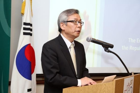 Interview with Cho Hee-yong, Ambassador of the Republic of Korea to Canada