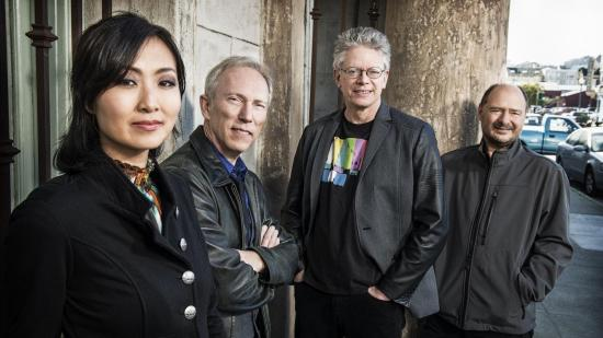 Music and Beyond with the Kronos Quartet